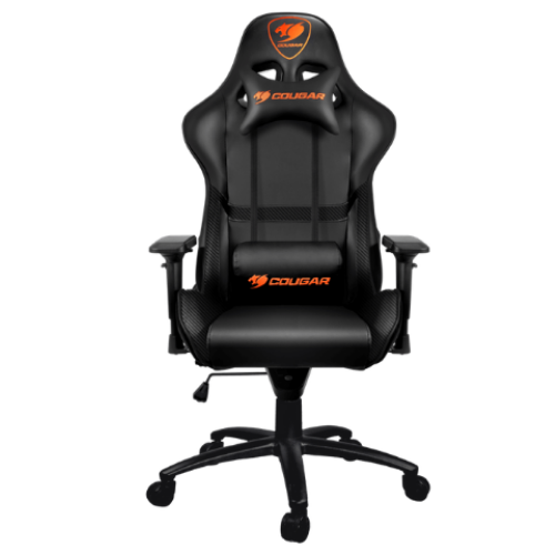 [INN0197] Silla Gaming Cougar Armor Black