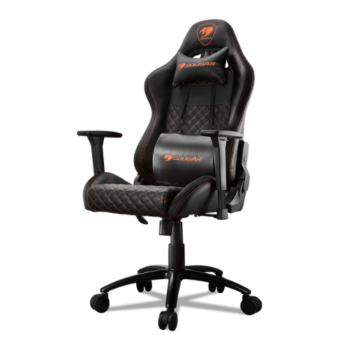 [INN0207] Silla Gaming Cougar Armor Pro black