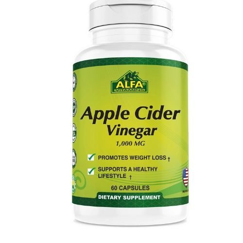 [INN0730] Apple Cider Vinegar Alfa
